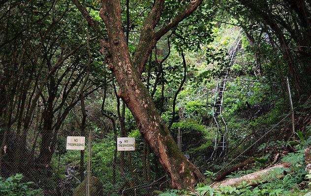 Dangers of Hawaii's Stairway to Heaven